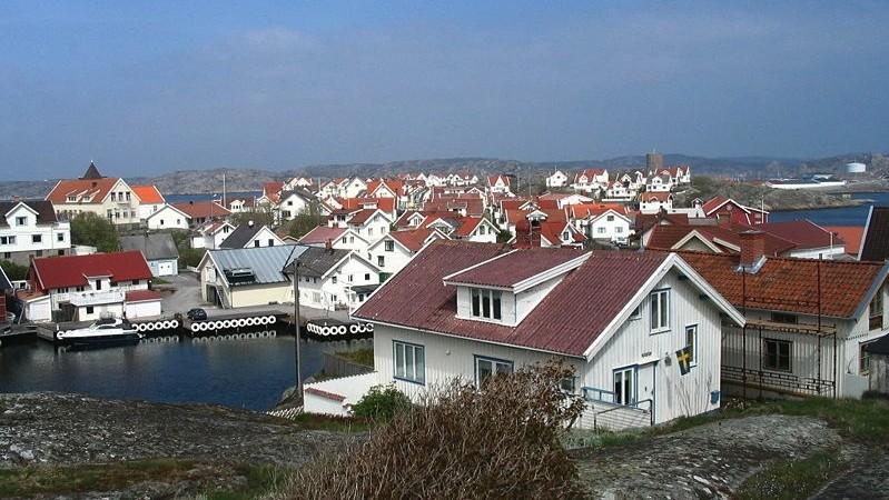 Klädesholmen Island (wiki commons)