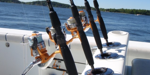 Fishing tours in Stockholm