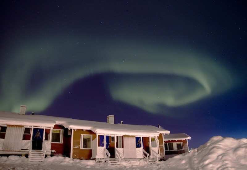 ChChalets Northern Light: Photo Tetsu Miwa