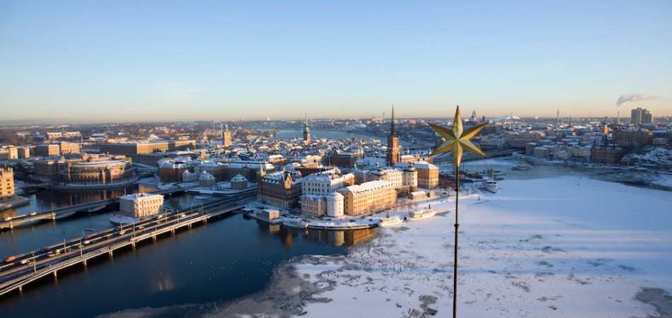 Winter in Stockholm Image bank Sweden, photo Henrik Trygg