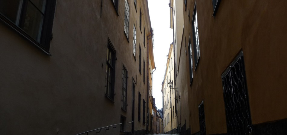 Old town Stockholm, photo: Britt-Marie Andrén