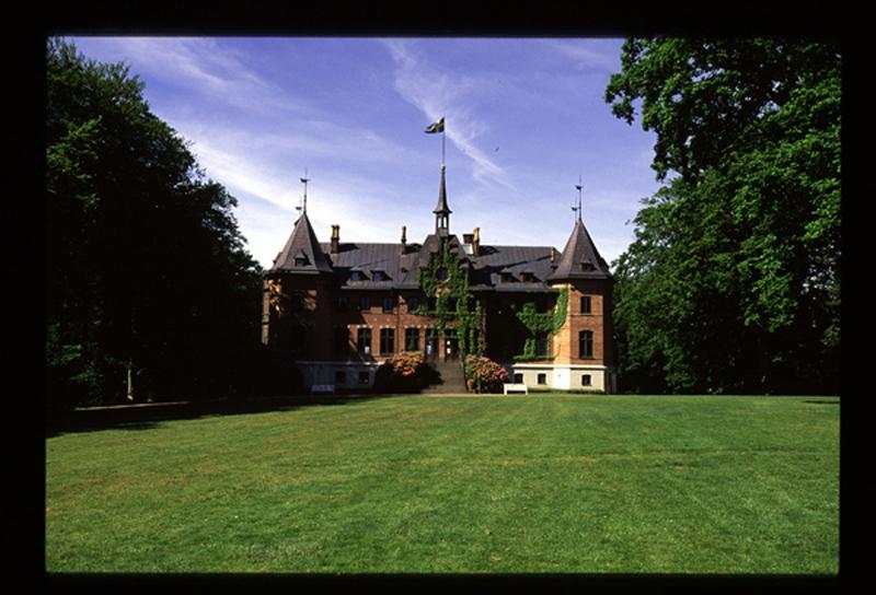 Photo.Skåne Nort West Sofiero Castle
