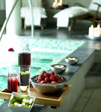 Wellness and Spa at Torekov Hotel