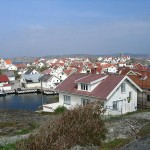 Klädesholmen Island near Gothenburg
