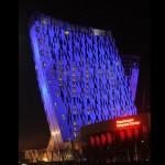The spectacular hotel in Copenhagen Bella Sky