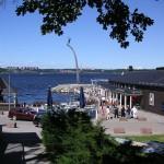 Nacka Strand Harbour