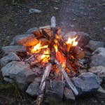 Bushcraft Campfire(1)