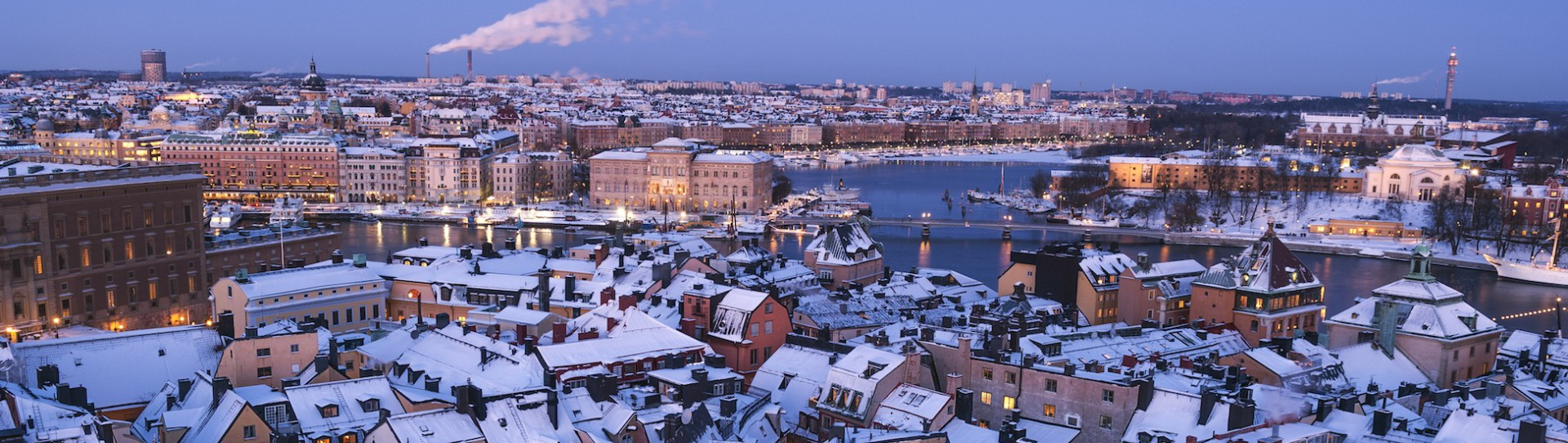 Stockholm Winter City Break Group Program Travel Gate