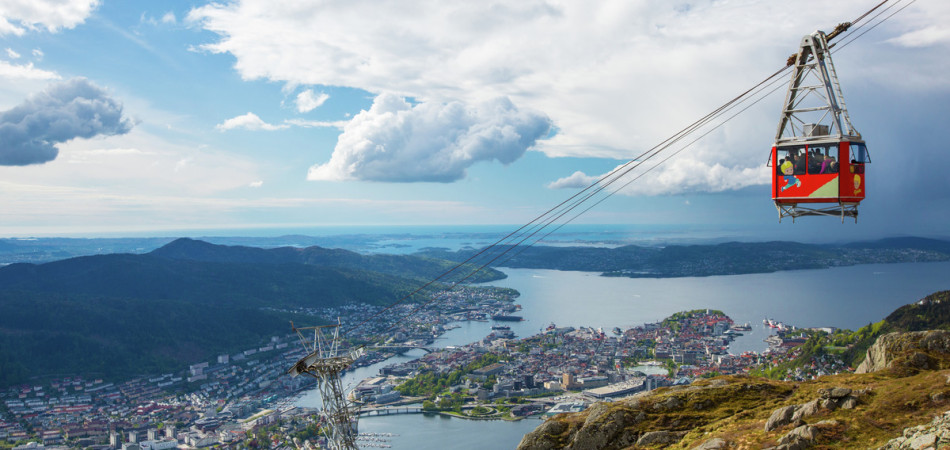 Photo: Ulrik line Bergen Tourist Board / Espen Haagensen - visitBergen.com