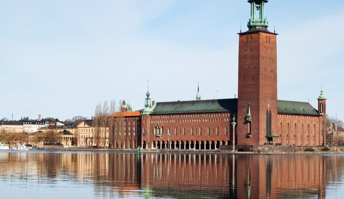 City Hall in Stockholm Photo: Anna Andersson imagebank.sweden.se