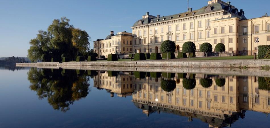Drottningholm palace, Stockholm Photo: Ola Ericson/imagebank.sweden.se