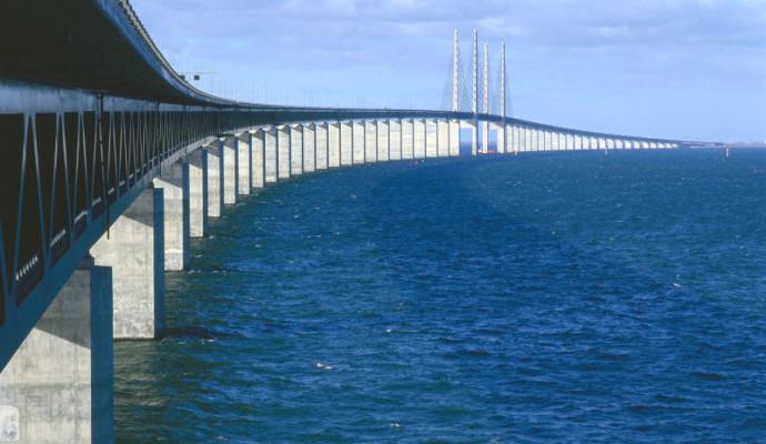 The Bridget between Sweden and Denmark